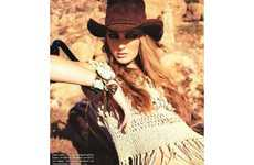 100 Chic Western-Inspired Editorials