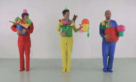 Ok Go for Sesame Street