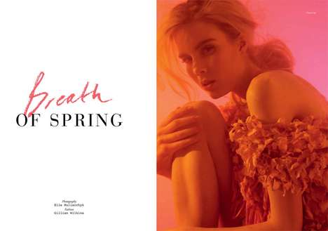 Russh Magazine Breath of Spring