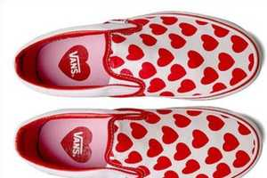 Vans Valentine's Day Collection is Flirty and Festive