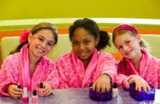 Tween-Targeting Spas