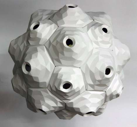 Lazerian Paper Lights