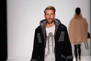 Patrick Mohr Fall/Winter 2012 Line Offers Techno-Inspired Apparel