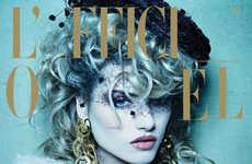 Modern Marie-Antoinette Covers