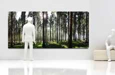 Photo Gallery Dioramas - David Anthony Hall Creates a Mini Space to Reflect Large-Scale Landscapes