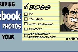 Laugh at the 'Degrading Facebook Cover Photos for Your Boss'