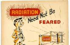 Retro Radiation Posters