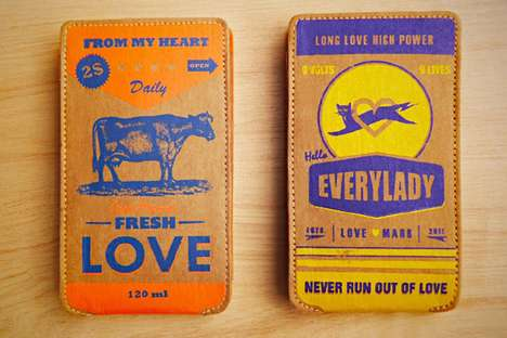 Love Energizer iPhone case