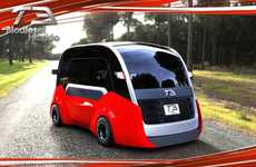 Boxy Accessible Autos