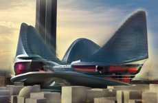 Extraterrestrial Megastructures