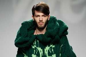The Mercedes Castro Fall/Winter 2012 Line Offers Some Unusual Knits