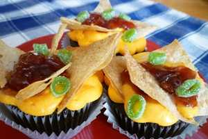 These Nacho Mama Cupcakes Will Keep Your Lucky Guest Guessing