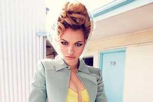 The Hailey Clauson Vogue Australia Photo Shoot is Gorgeously Glam