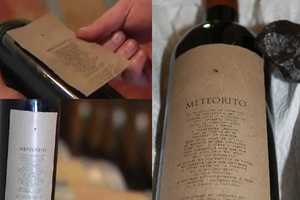 Ian Hutcheon's Meteorito Wine is Aged With a 4.5-Billion-Year-Old Meteorite