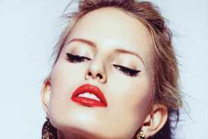 The Karolina Kurkova Vogue Turkey Photo Shoot is Gorgeous