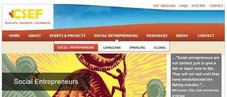 The Canadian Social Entrepreneurship Foundation