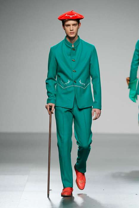 Ixone Elzo Fall/Winter 2012
