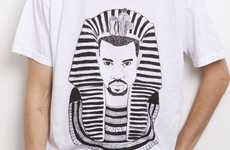 Pencil Portrait Celeb Tees