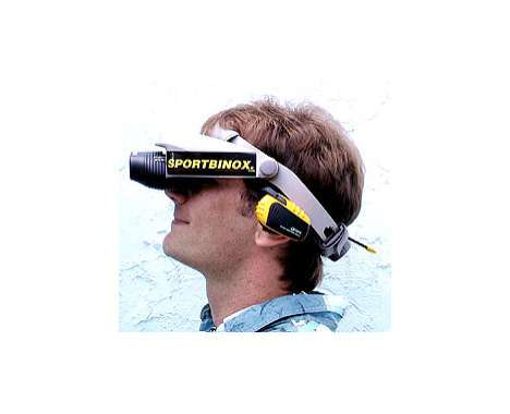 12 Inventive Binoculars Designs  - From Boozing Binoculars to Incredibly Close Cameras