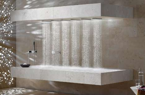 Donbracht Horizontal Shower