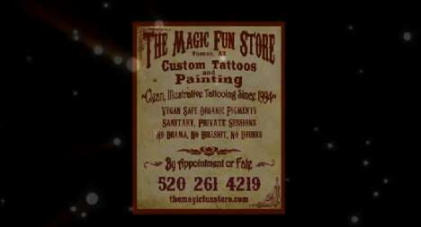 Magic Fun Store