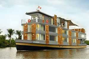 Aqua Expeditions Introduces the First Luxury Cruise of the Amazon