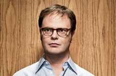 Appreciating Reactionary Comedy - Rainn Wilson Discusses Awkward and Absurd Humor