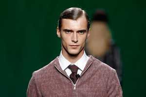 The Martin Lamothe Fall/Winter 2012 Line is Contemporary