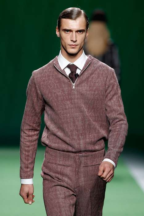 Martin Lamothe Fall/Winter 2012