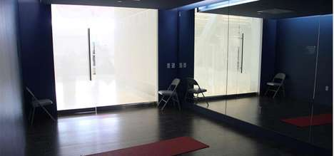 Enlightening Airport Areas - The SFO Yoga Room Gives Travelers a Place to Calm the Mind