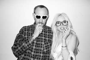 The Terry Richardson x Lindsay Lohan Collaboration is Intriguing