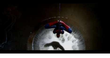amazing spider-man trailer