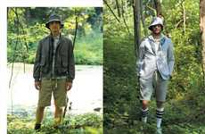 Minimalist Outdoorsy Menswear