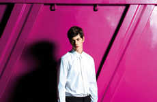 Bold Backdrop Menswear - The Simone Nobili for MF Fashion Shoot Features Clean-Cut Styles