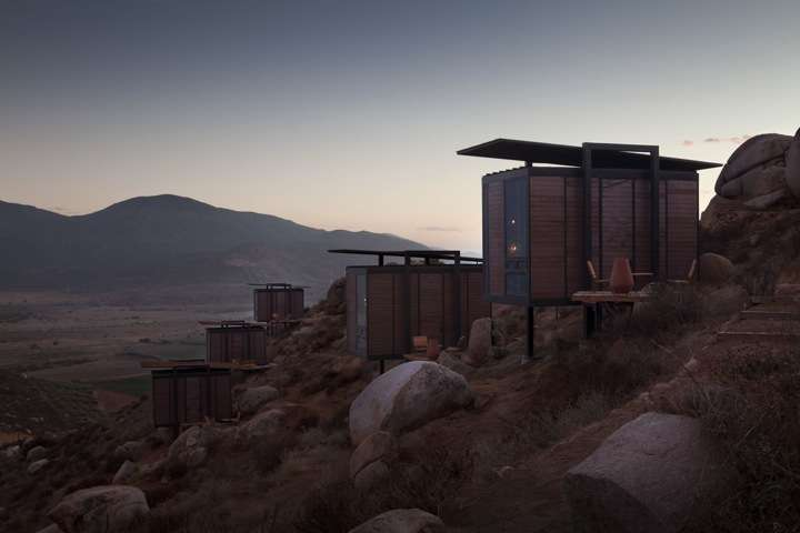 Individualized Hilltop Hideaways