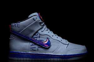 The 2012 Nike Dunk Galactic Pack is Out of This World