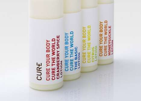 Cure Life Packaging