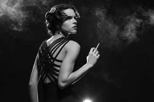 Marcin Biedron Pays Homage to Edith Piaf in This Outstanding Shoot