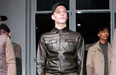 Classic Contemporary Menswear - The DKNY Men Fall/Winter Collection Offers Modern Style