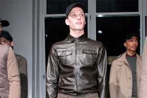 The DKNY Men Fall/Winter 2012 Collection Offers Modern Style