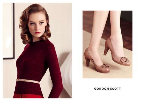 Gordon Scott Spring 2012 campaign