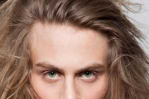 The Duckie Brown FW 2012 Show Features Long-Haired Dudes