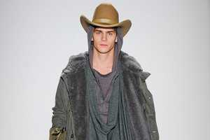 The Nicholas K Fall/Winter 2012 Line is Western Chic