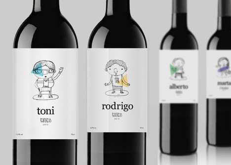 Generation Wine Packaging