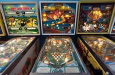 The Pinball Cafe Brings Back Old-School Games