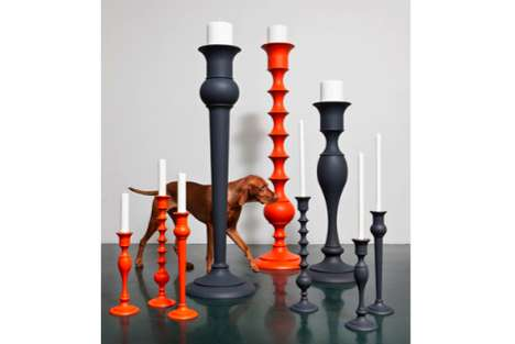 Holy Candlesticks by Anki Gneib