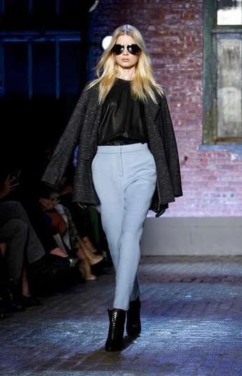 Yigal Azrouel Fall Winter 2012 Women s