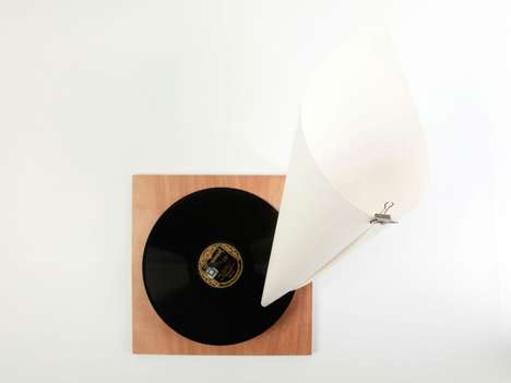 Minimalist Gramophone