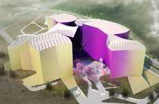 Spectral Acropolis Architecture