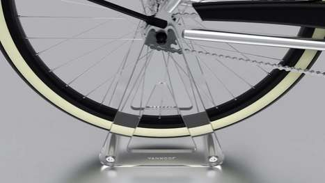 Vanmoof Ghost Bicycle Stand